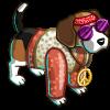 Peace Collie-icon