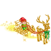 Sleigh Ride Sparkle-icon