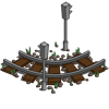 Train Track V-icon