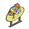 Beach Ball Tree Mastery Sign-icon