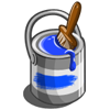 Blue Paint-icon