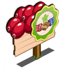 Crankyberries Mastery Sign-icon