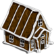 Gingerbread House1-icon
