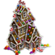 Gingerbread House3-icon