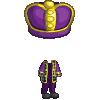 Mardi Gras King Costume-icon