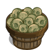 Pirate Potato Bushel-icon