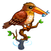Ruddy Kingfisher-icon