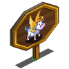 Angel Cow Mastery Sign-icon