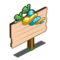 Aslant Carrot Mastery Sign-icon