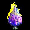 Blue Flame Tree-icon