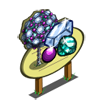 Giant Gem Tree Mastery Sign-icon