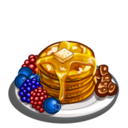 Healthy Pancake-icon