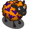 Orange Sheep-icon