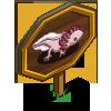 Pink Axolotl Mastery Sign-icon
