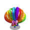 Rainbow Ribbon Tree-icon