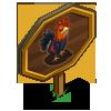 Sabertooth Chicken Mastery Sign-icon