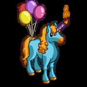 4th Birthday Unicorn-icon