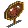 Adaptaur Cow Mastery Sign-icon