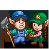 Happy Labour Couple-icon
