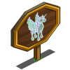 Mirage Pegacorn Mastery Sign-icon