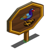 Purple Gallinule Mastery Sign-icon
