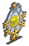 Relaxation Oil 5 Star Mastery Sign-icon