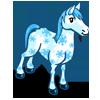 Snowflake Horse-icon