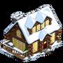 Winter Farm House2