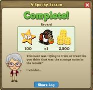 A Spooky Season COMPLETE