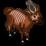 Bongo Antelope-icon