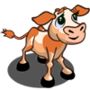 Fan Calf-icon