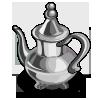 Silver Teapot-icon
