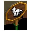 Silverback Skunk Mastery Sign-icon
