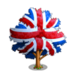 Union Jack Tree-icon