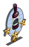 Blackberry Wine 3 Star Mastery Sign-icon