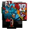 Dragon Boat Tree-icon
