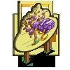 Giant Alexandrite Tree Mastery Sign-icon