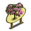 Moth Orchid Tree Mastery Sign-icon