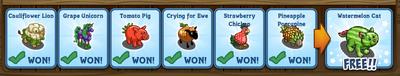 Mystery Game 130 Rewards Revealed