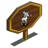 Party Foal Mastery Sign-icon
