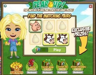 Pear Up Rewards