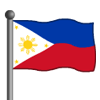 Philippines Flag-icon