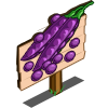 Purple Podded Pea Mastery Sign-icon