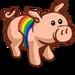 Rainbow Pig-icon