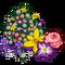 Ribbon Flower Tree-icon