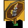 Robot Unicorn Mastery Sign-icon