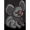 Sleepy Koala-icon