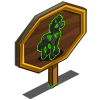 Spectral Horse Mastery Sign-icon