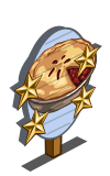 Triple Berry Pie 4 Star Mastery Sign-icon