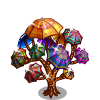 India Umbrella Tree-icon